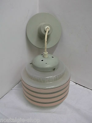 50 Piece 60s Pendant Lamp Ceiling Light Kitchen mid Century 50s 60s