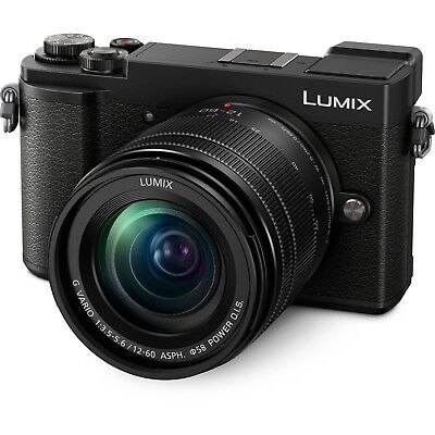 Panasonic Lumix GX9 (Black) w/12-60mm Vario Lens *NEW* *IN STOCK*