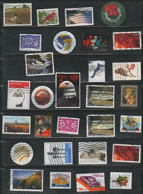 Recent Commemoratives and others, seconds, used and off paper, L8