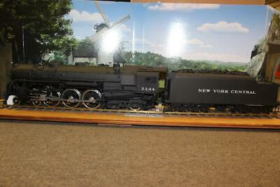 Aster #1 Gauge- Electric - Nyc Scale 5344 Hudson - # 141- New - Super Rare!