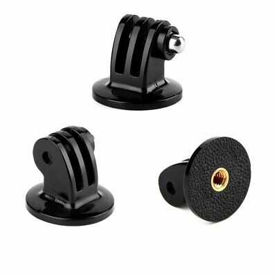2PCS Tripod Monopod Mount Adapter Accessories For GoPro Hero 7 6 5 4 3+ 3 2 1