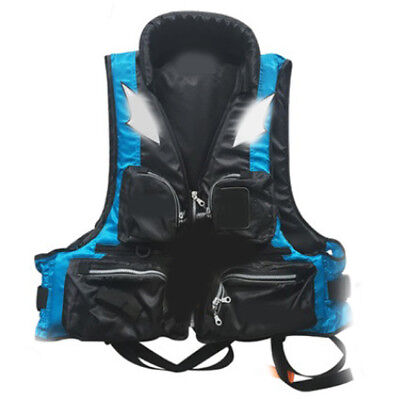 A08 Fishing Water Sports Kayak Canoe Boat Surf Ski Sailing Life Jacket Vest O