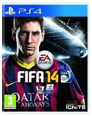 PS4 Fifa PS4 14 Mint Condition