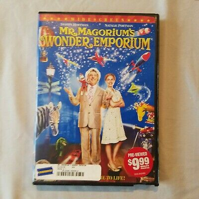 Mr Magoriums wonder emporium dvd Buy more and save you pick comedy action drama