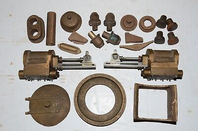 "3.5"" LBSC Hielan Lassie Live steam engine loco cylinders. A1 LNER 4-6-2 Pacific"