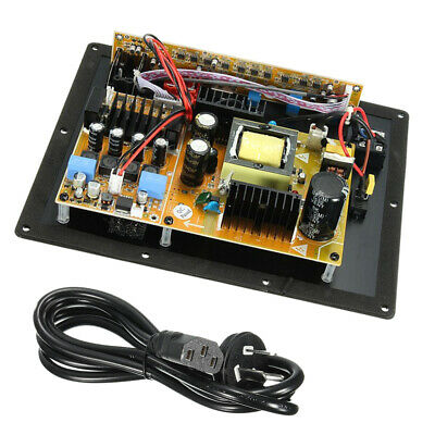 280W 4ohm - 8 ohm High Subwoofer Power Amplifier Completed Board