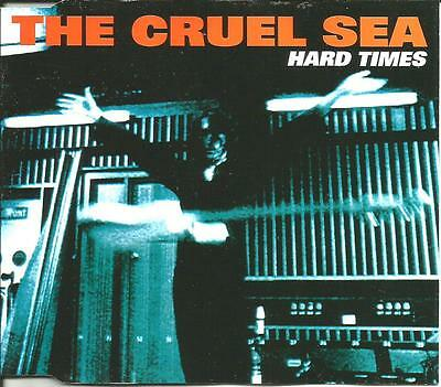 Beasts of Bourbon THE CRUEL SEA Hard times w/UNRELEASED & INSTRUMENTAL CD single