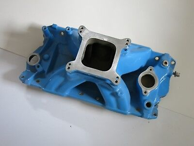 SMALL BLOCK CHEVY Holley Strip Dominator 300-25 Port Matched + 23 Degree  Heads