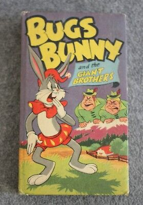 1949 BUGS BUNNY Giant Brothers NEW BETTER LITTLE BOOK Cartoon LOONEY TUNES