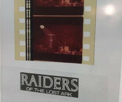 5-Cell 35mm 1981 RAIDERS OF THE LOST ARK Indiana Jones In Well Of Souls
