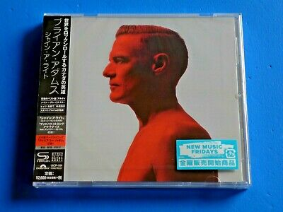 2019 JAPAN SHM CD BRYAN ADAMS SHINE A LIGHT w/BONUS TRACK FOR JAPAN