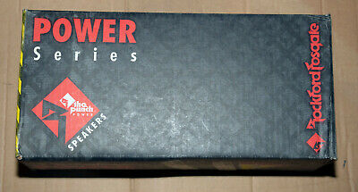 "Rockford Fosgate PWR 44 • PWR44 • NEW • NOS • 4"" • 10cm • Punch POWER Series"