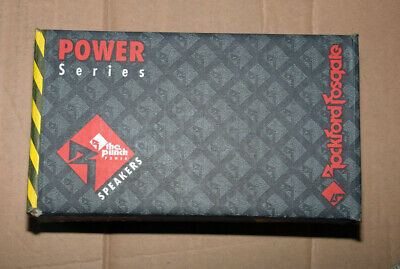 "Rockford Fosgate PWR 38 • PWR38 • NEW • NOS • 3"" • 7,5cm • Punch POWER Series"