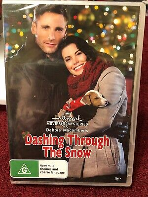 Dashing Through the Snow Single DVD Edition - Factory Sealed Hallmark