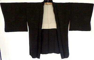 Japanese Silk Haori Excellent Condition  Free Shipping
