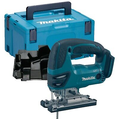 MAKITA DJV180ZSC 18v Li-ion Cordless Jigsaw - Body/Case/Inlay