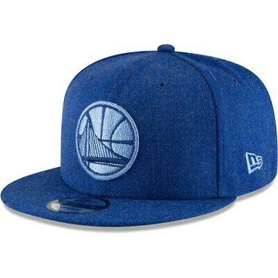 c2585738e48e5 Golden State Warriors New Era Twisted Frame 9FIFTY Adjustable Hat - Royal