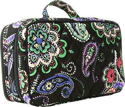 Vera Bradley Blush   Brush Make-Up Case Kiev Paisley MSRP   42.00 NWT 05cc2cb7af065