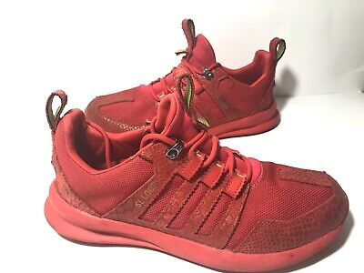 premium selection 3cac5 a41c7 ADIDAS SL Loop Runner TR   Reptile Red   Red Gold S85682 Mens