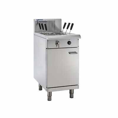 LUUS Professional 6 Basket Pasta Cooker PC-45 LPG
