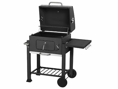Tepro Barbecue a Carbone Toronto Click Griglia Rotelle Wagengrill