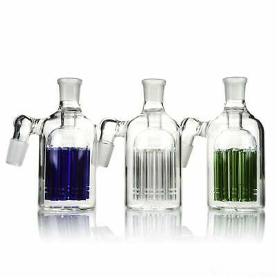 11 Arms Tree Perc Green Ash Catcher With 14mm Joint 45 Degree water pipe bongs