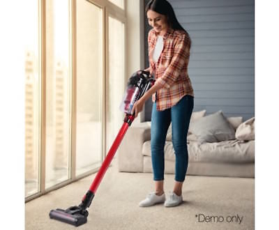 Cordless Stick Vacuum Cleaner Rechargeable Handheld Handstick Bagless 120w NEW