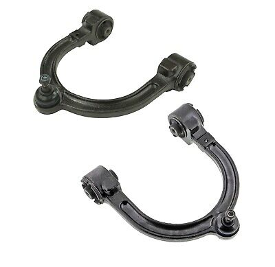 For Chevy GMC Cadillac Pair Set of 2 Front Control Arms /& Ball Joints Mevotech