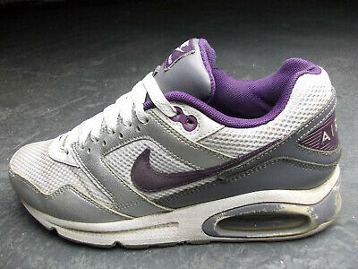 NIKE AIR MAX Navigate Command 90 270 Skyline Tn 40 Weiss Silber Lila Grau Top