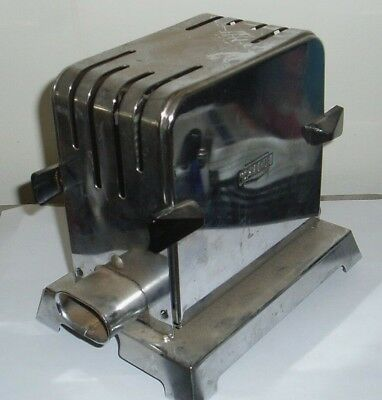 VINTAGE SLICED BREAD ELECTRIC TOASTER 1960s SPEEDIE MADE IN AUSTRALIA NO CORD