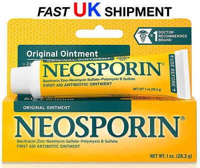 Dr Sheffield's First Aid Triple Antibiotic Ointment 0.33 oz /9g UK SAME DAY POST