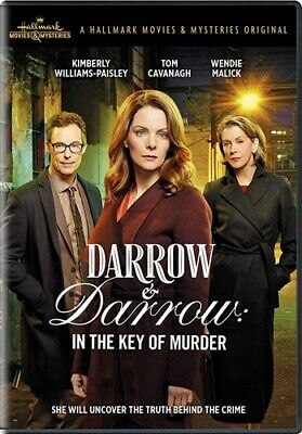 DARROW & DARROW IN THE KEY OF MURDER DVD Hallmark Movies and Mysteries Original