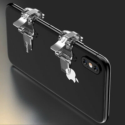 PUBG Shooter Controller Smartphone Mobi Gaming Trigger Fire Button Handle L1R NL