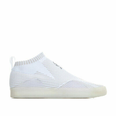 huge discount 60160 93b21 adidas Originals Mens 3ST.002 Primeknit Trainers in Black Grey White