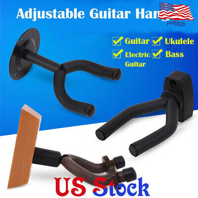 1/2/5/10Pcs Guitar/Bass Hanger Hook Holder Wall Mount Display Anchor Stands Rack