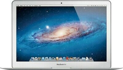 "Apple MacBook Air 13.3"" (High-Res Glossy) 1.7 GHz Intel Core i5 4 GB RAM 128 GB"