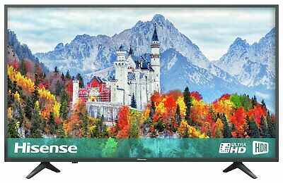 Hisense H55A6250UK 55 Inch 4K Ultra HD HDR Freeview Play Smart WiFi LED TV.