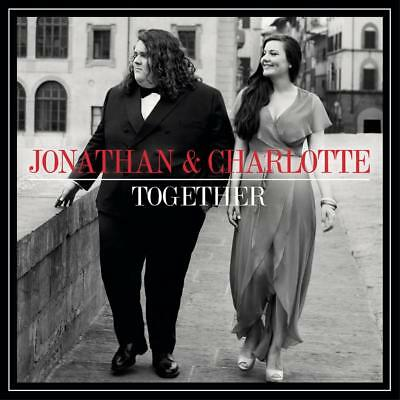 Jonathan & Charlotte ( New Sealed Cd ) Together ( Britain's Got Talent )