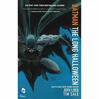 Batman: The Long Halloween - Library Binding NEW Jeph Loeb(Autho 2011-10-11
