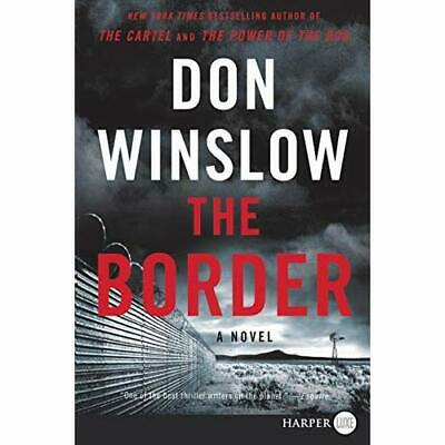 The Border (Power of the Dog) - Paperback / softback NEW Winslow, Don
