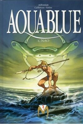 Aquablue 1: Nao               Hardcover!