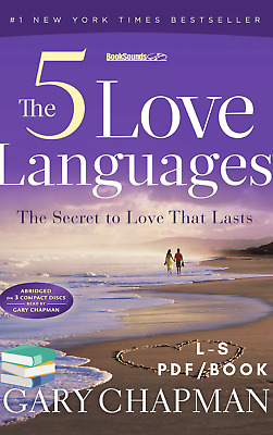 The 5 Love Languages: The Secret to Love That Lasts By Gary Chapman PDF/EPUB
