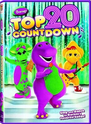 BARNEY - BARNEYS Top 20 Countdown New DVD, 20 Great Songs Sing ,I