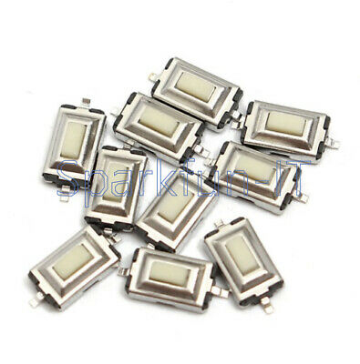 50PCS 2-Pin SMD 3X6X2.5mm Tactile Push Button Switch Tact Switch Micro Switch