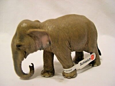 Plastic Figure World Of Nature - Wild Life Male SCHLEICH 14754 Asian Elephant