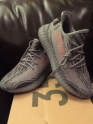 066669ee1 FAST SHIPPING ADIDAS Yeezy boost 350 V2 Beluga 2.0 US size 8.5 ...