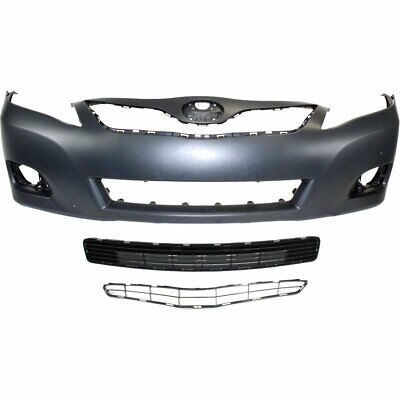 Bumper Cover Kit For 2005-2006 Toyota Camry Front For Models Made In USA 3Pc