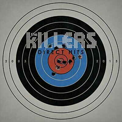 The Killers-Direct Hits CD NEW