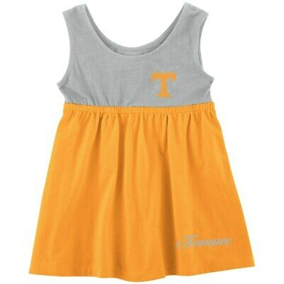 e5eb0edcf2 Tennessee Volunteers Colosseum Girls Newborn   Infant Berlin Back Bow Cutout