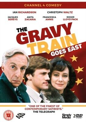 Gravy Train Goes East The, 5019322889564